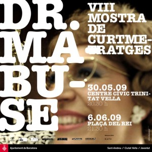 cartel_mostra_dr_mabuse_2009
